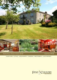 Field End House | Stainton | Kendal | LA8 0LF ... - Fine & Country