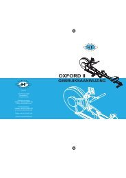 OXFORD II - Horizon Fitness