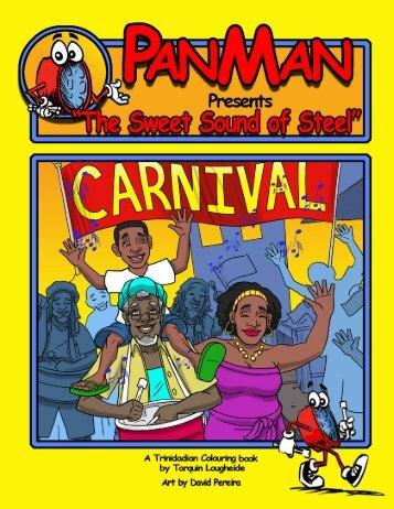 Download your free PanMan Colouring Book - Panman.ca