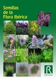 Semillas de la Flora Ibérica - Rocalba