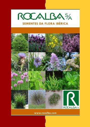 SEMENTES DA FLORA IBÉRICA - Rocalba