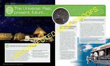 The Universe: Past, present, future… - Oxford University Press