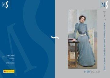 Puedes descargarte el folleto aquí - Museo Sorolla