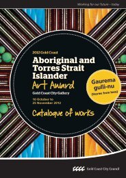 2012 Gold Coast Aboriginal and Torres Strait Islander - Cultural Online