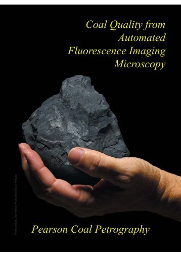 Coal Quality from Automated Fluorescence Imaging Microscopy ...