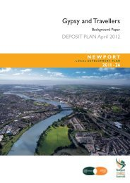 Gypsy and Travellers Background Paper - Newport City Council
