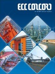 Oct - Dec 2009 • Vol. No. 32 Issue No. 2 • - L&T Construction