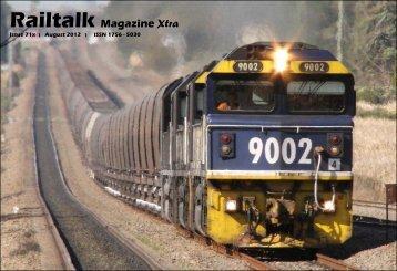 Railtalk Magazine Xtra