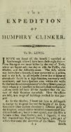 The expedition of Humphry Clinker - Page 7