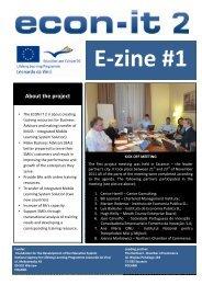 Ezine 1 - Chartered Management Institute