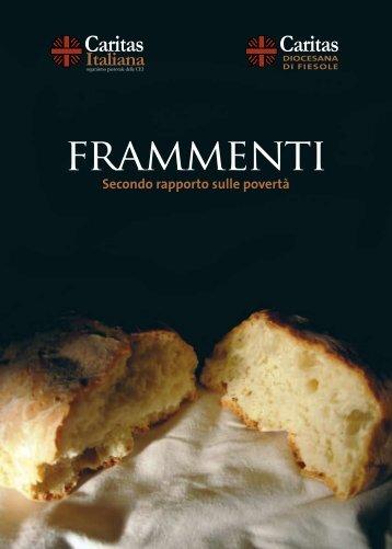 frammenti - Caritas della Toscana