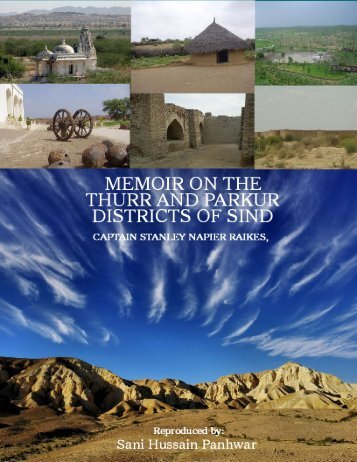 Memoir on Thar and