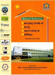 National Conference Emerging trends of Energy Conservation in