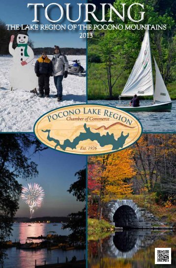 TOURING TOURING - Pocono Lake Region Chamber of Commerce