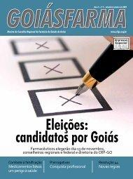 Eleições: candidatos por Goiás - Conselho Regional de Farmácia ...