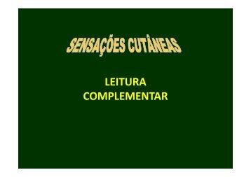 COMPLEMENTAÇÃO TIPOS DE RECEPTORES [Somente ... - Unirio