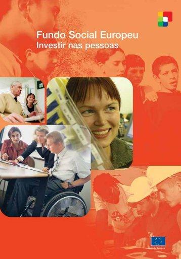 Investir nas pessoas - Instituto de Gestão do Fundo Social Europeu