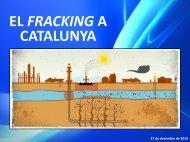 Presentació «El fracking a Catalunya - Esquerra Republicana de ...