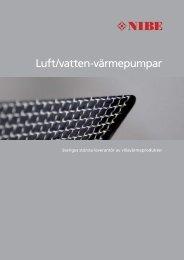 KBR SE Luftvatten_639114-6.indd - nibe.com