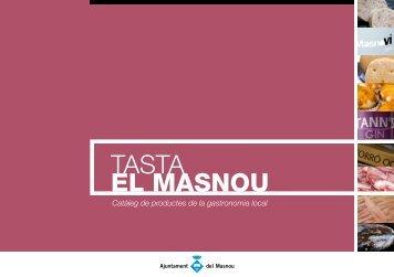 Catàleg de productes de la gastronomia local - Ajuntament del ...