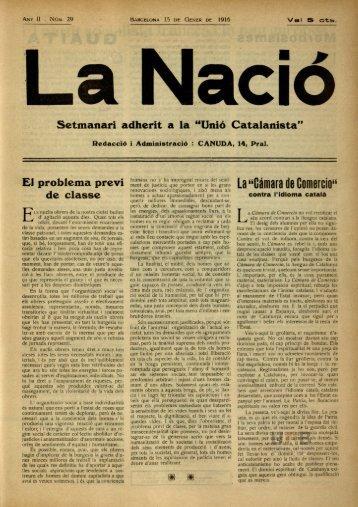 """La """"Cámara de Comercio"""""""