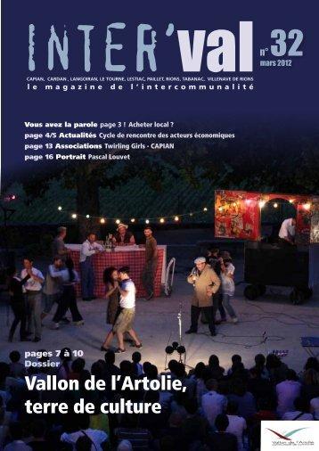 Imprimerie Moderne de Guyenne (Bx) - Communauté de communes ...