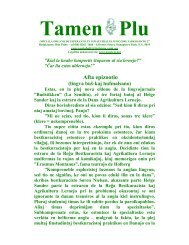 Tamen Plu - Esperanto en Sudaŭstralio