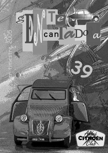(BUTLLETI 39 ACC (Sólo lectura)) - André Citroën Club de Catalunya