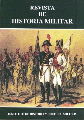 revista de historia militar nº 104 - Portal de Cultura de Defensa ...