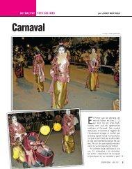 Carnaval - Revista Sió