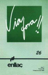 n.º 26 - primavera 90 - Ens de Comunicació Associativa
