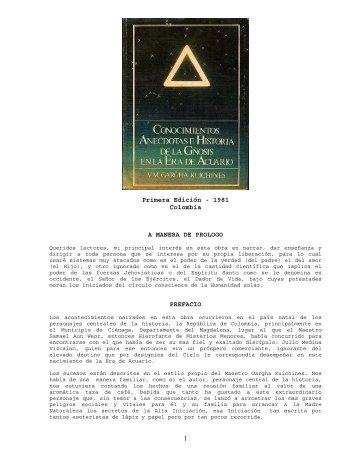 Historia de la Gnosis - Libros Especiales