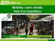 Mobilitat i canvi climàtic. Visió d'un hospitalenc - Ajuntament de L ...
