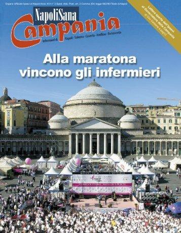 Napolisana 2010-3.pdf - Collegio Provinciale IPASVI di Napoli