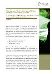 """Wird das neue """"Wertminderungsmodell"""" des IAS ... - 1 PLUS i GmbH"""