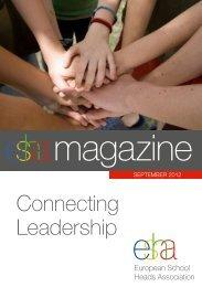 Esha Magazine September 2012