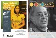 Revista Palavra 2012 - Sesc