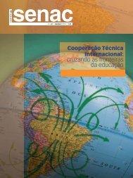Cooperação Técnica Internacional - Senac