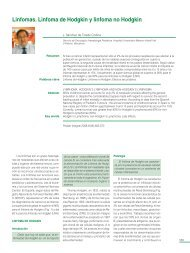 Linfomas. Linfoma de Hodgkin y linfoma no Hodgkin - sepeap