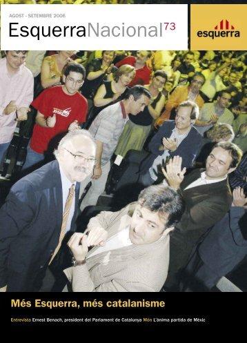 Descarrega - Esquerra Republicana de Catalunya
