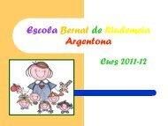 Escola Bernat de Riudemeia Argentona