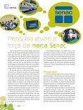 Uma marca de valor - Senac - Page 4