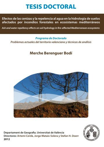 TESIS DOCTORAL - Universitat de València