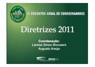 Diretrizes - Sesc/RS