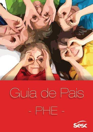 guia pais - phe - SESC Tocantins