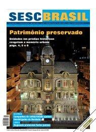 Patrimônio preservado - Sesc