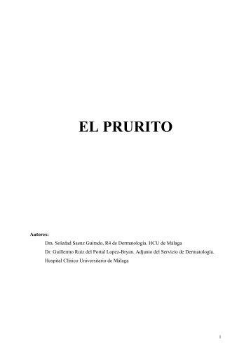 EL PRURITO