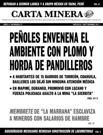 """membrete de """"la marrana"""" esclaviza a mineros con salarios de ..."""
