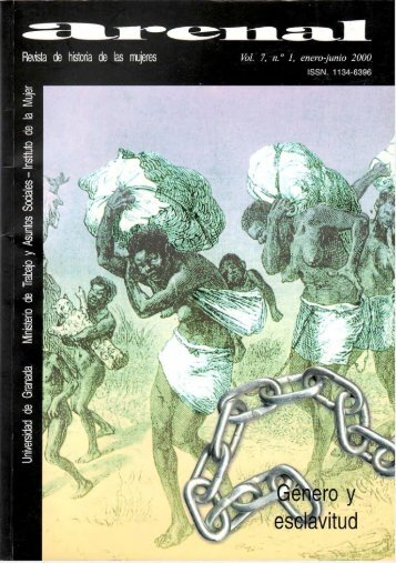 Martín Casares, Aurelia - Antropología de la esclavitud
