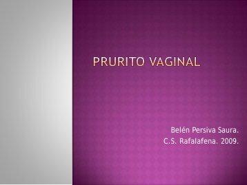 Caso clínico Prurito Vaginal